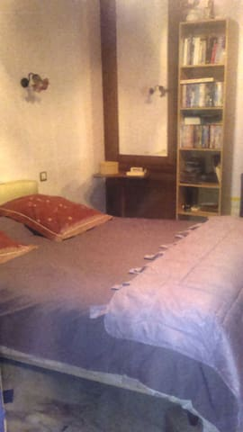 Chambre RDC avec sdb privative. - Estang - Apartament