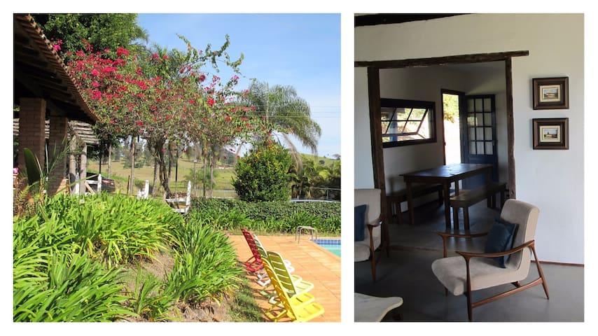Arte de Minas - turismo rural - Suites 4 e 5