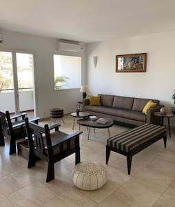 Luxury 4 bedroom apartment in downtown Dakar