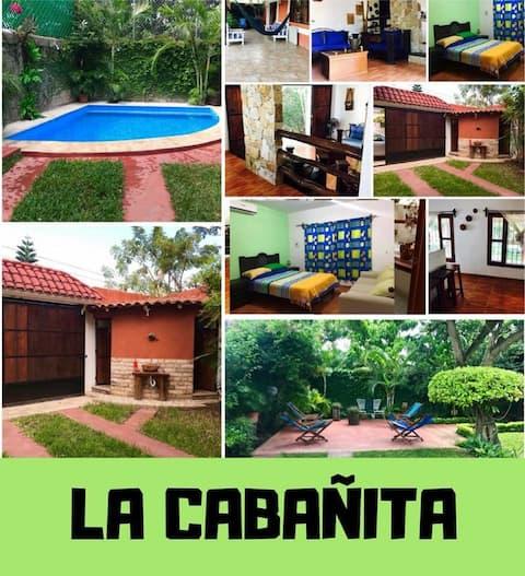 #La cabañita ( casa de descanso/ rest house)