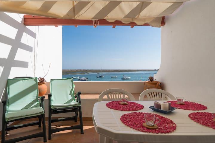 Foy Duplex Apartment, Cabanas Tavira, Algarve - Cabanas - Apartment