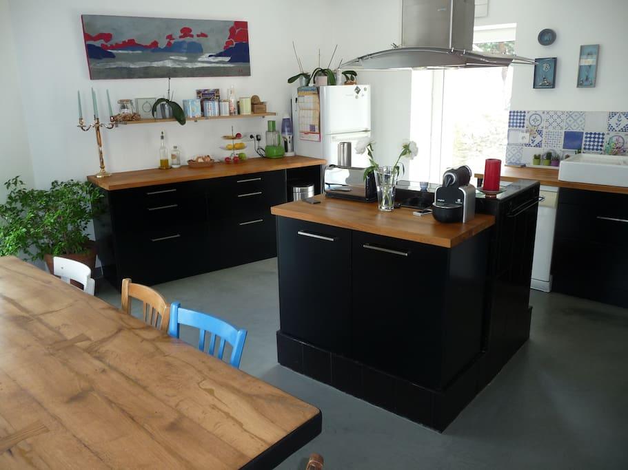 cuisine salle-à-manger