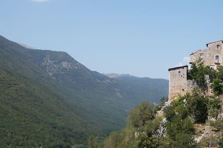Casa del Cornone - Fontecchio - Haus
