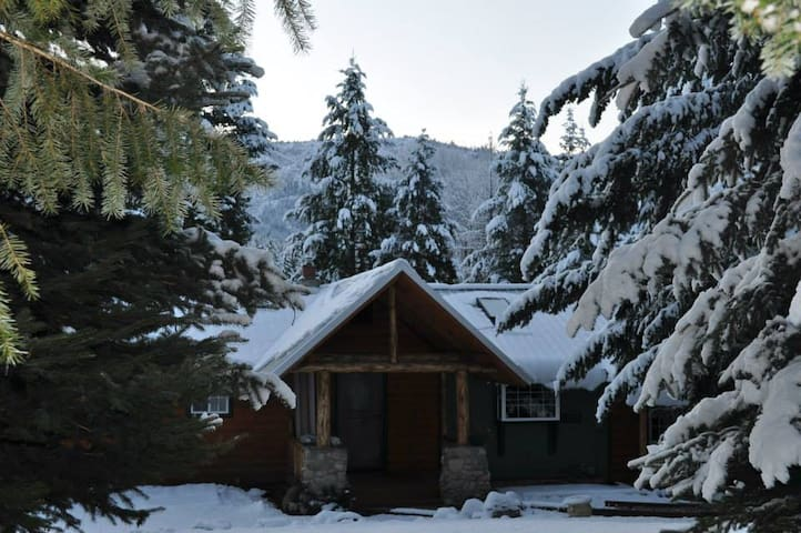Charming Cabin Escape-Perfect Wedding Venue!