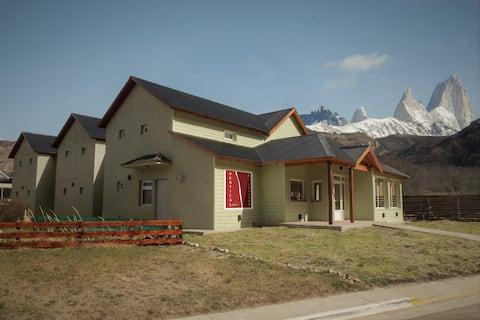 Habitación Doble c/desay Hostería  Vertical Lodge