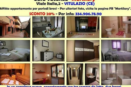 Casa vacanze Martilary Vitulazio - Vitulazio - Apartment