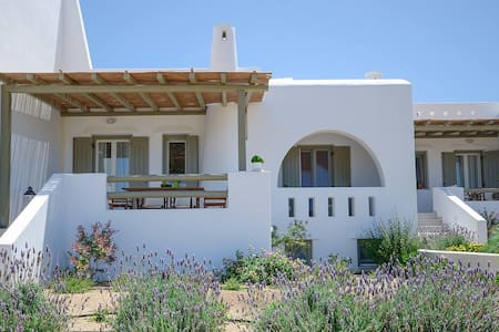 Luxurious villa at Naxos for 6-8per - Agios Arsenios - Villa