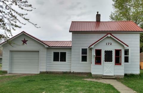 Buffalo City Cabin