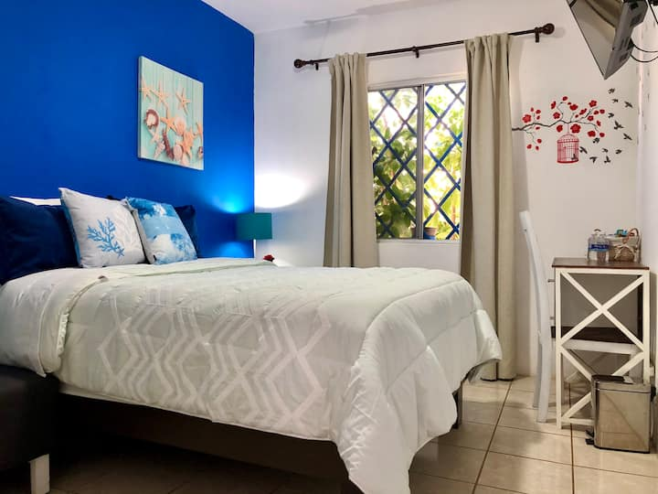 Casa Kauil, 1 bedroom with 1 full bed