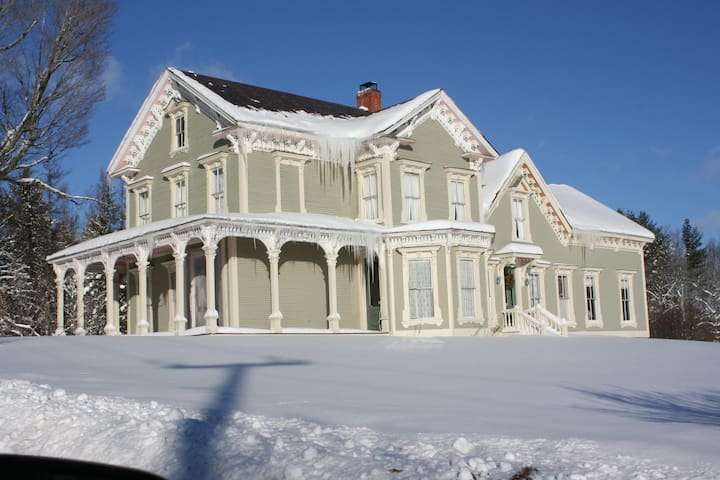 Think Snow!! Great Holiday Get-Away! - Mount Holly - House