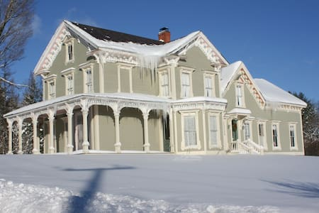 Think Snow!! Great Holiday Get-Away! - Mount Holly - Rumah