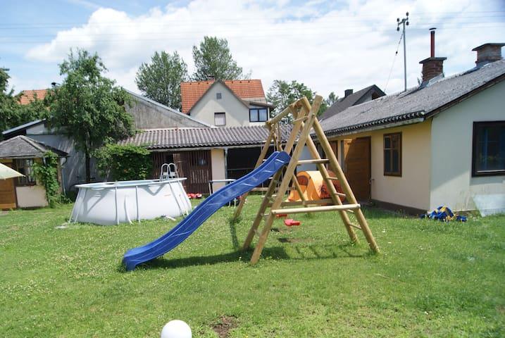 Reizendes Einfamilienhaus in ruhiger Lage