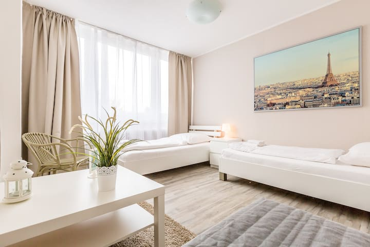 DMO3 Holiday Apartment in Dormagen 3 - Dormagen - อพาร์ทเมนท์
