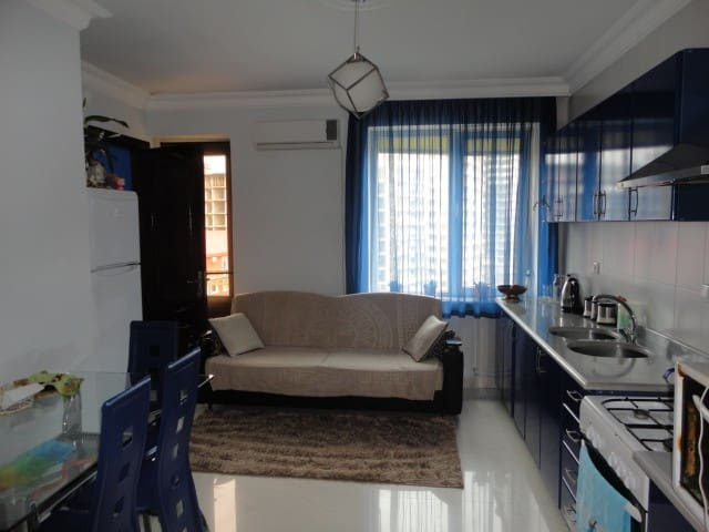 Three-room apartment - Batumi - Lägenhet