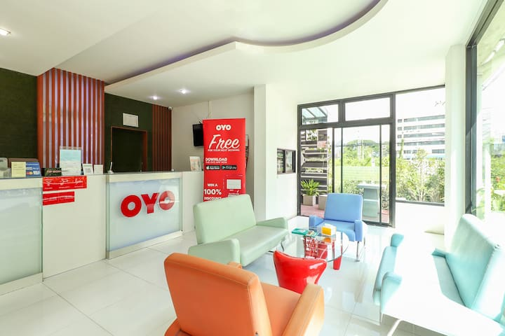 OYO 412 7 Days Hotel-Discounted monthly stay