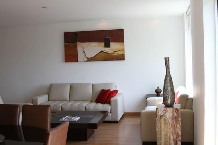 Departamento 2 Lunas (By Casa Iturbide)
