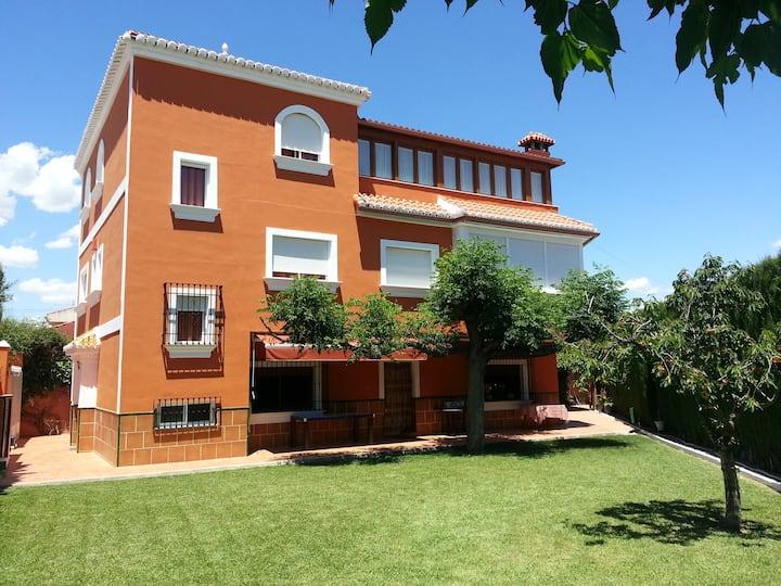 Gran Suite Loft vistas a Sierra Nevada y Granada