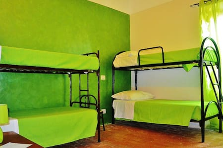 B&B Monteverde - single beds - Palmoli - 家庭式旅館