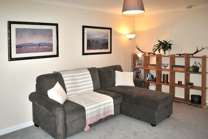 City Centre Two Bed Flat