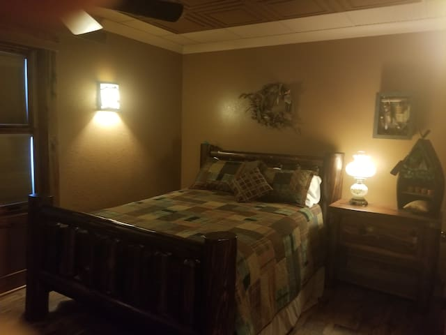 The Water's Edge- The Cabin Room