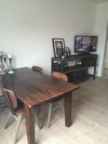 Charming apartment, near CPH center - Copenhague