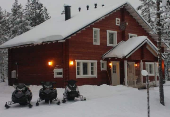 LEVI Lapland, Cottage K-18