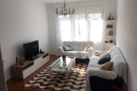 Central A Coruña Apartment 6 People - A Coruña - Flat