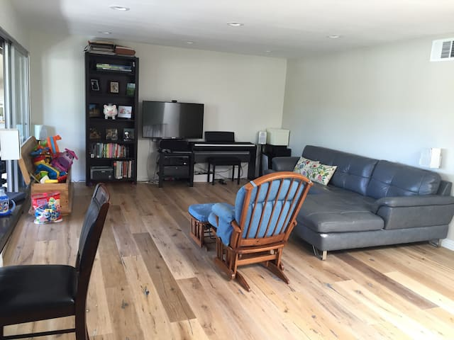 Updated Lovely one bed, one bath - Laguna Hills - Huis