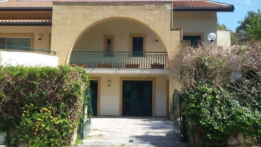 Appartamento a 50 metri dal mare con pedalò - Brucoli - 公寓
