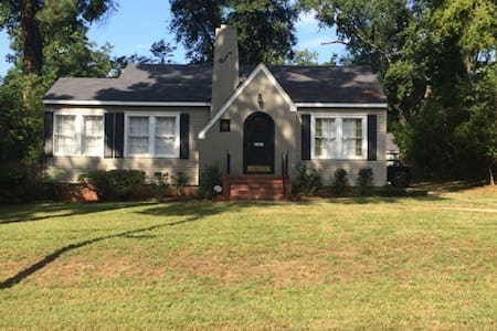 Quiet South Highland historical neighborhood. - Shreveport - Talo