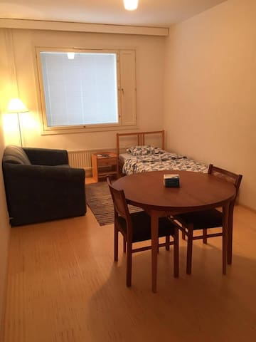 Cute room for your stay in Turku (1-4 persons) - Turku - Apartment