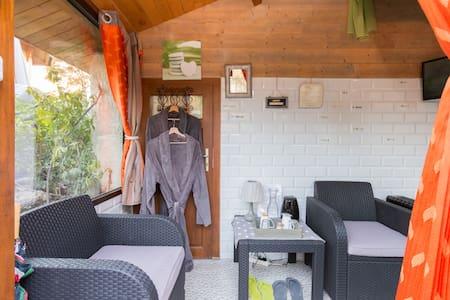 Chambre d'hôtes 2 Zen Etape calme et indépendante - Coye-la-Forêt - Guesthouse