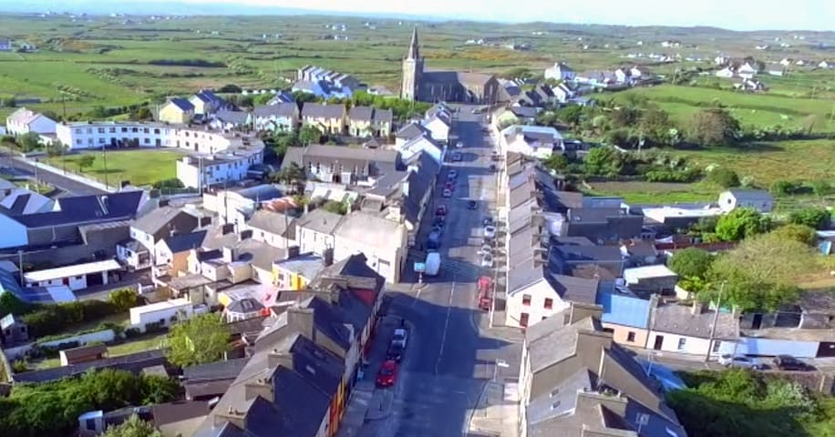 Miltown Malbay, Co Clare
