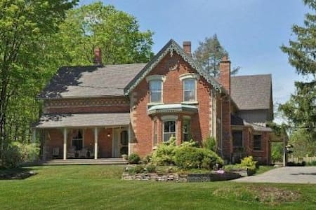 CALEDON COUNTRY ESTATE WITH POOL! LUXURY SKI HOUSE - Caledon