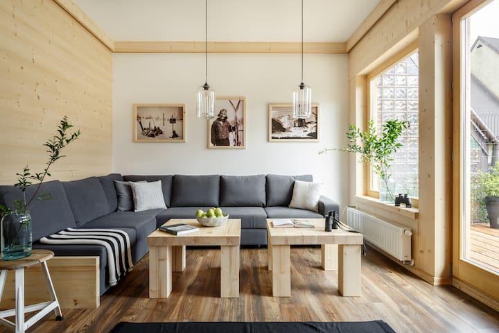 Komfortowy, słoneczny, z pięknym widokiem na góry - Zakopane - House