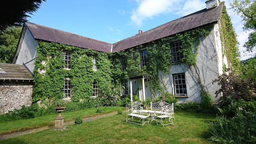 The West Wing, Plas Wenallt, Llanafan, Aberystwyth