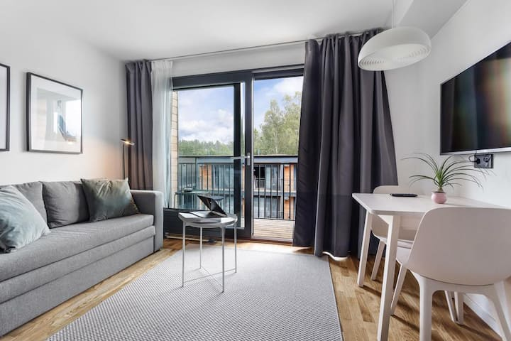 Apartment#8 HOOM HOME & HOTEL SOLLENTUNA
