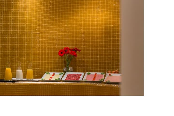 Special Room en el centro de Granada