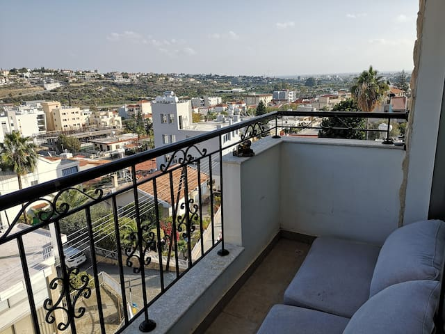 Germasogeia apartments with view
