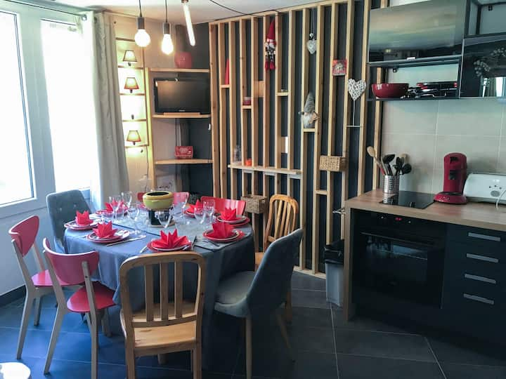 Appartment in the heart of Avoriaz