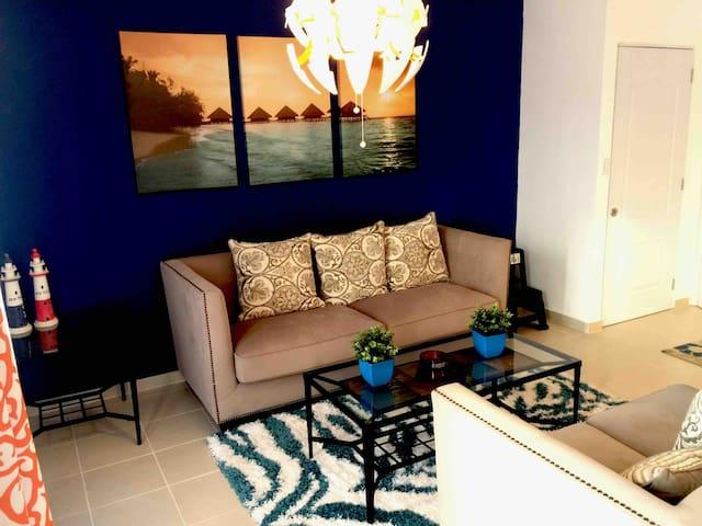 Apartamento moderno y acogedor en Punta Cana