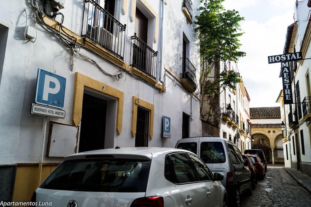 Calle Romero Barros