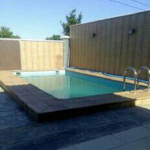 Casa Lorenzo con piscina privada - Conil de la Frontera - Haus