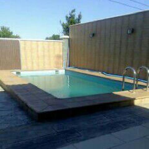 Casa Lorenzo con piscina privada - Conil de la Frontera - Huis