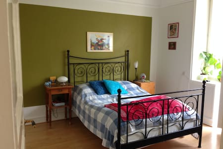 Bed & Breakfast with private balcony - Malmö