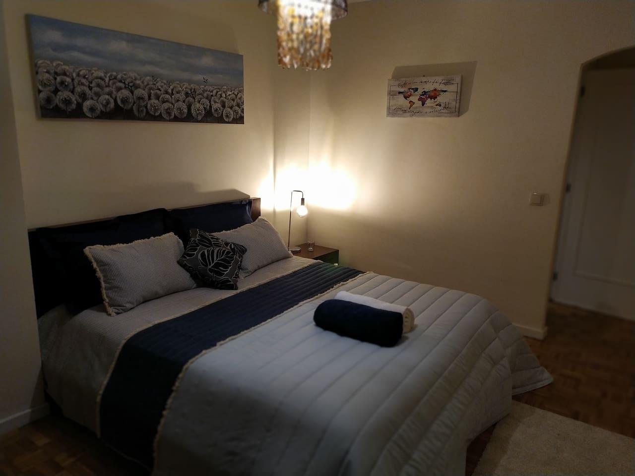 Chambre lit  x 160
