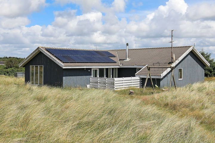Premium Holiday Home in Ringkøbing with Sauna