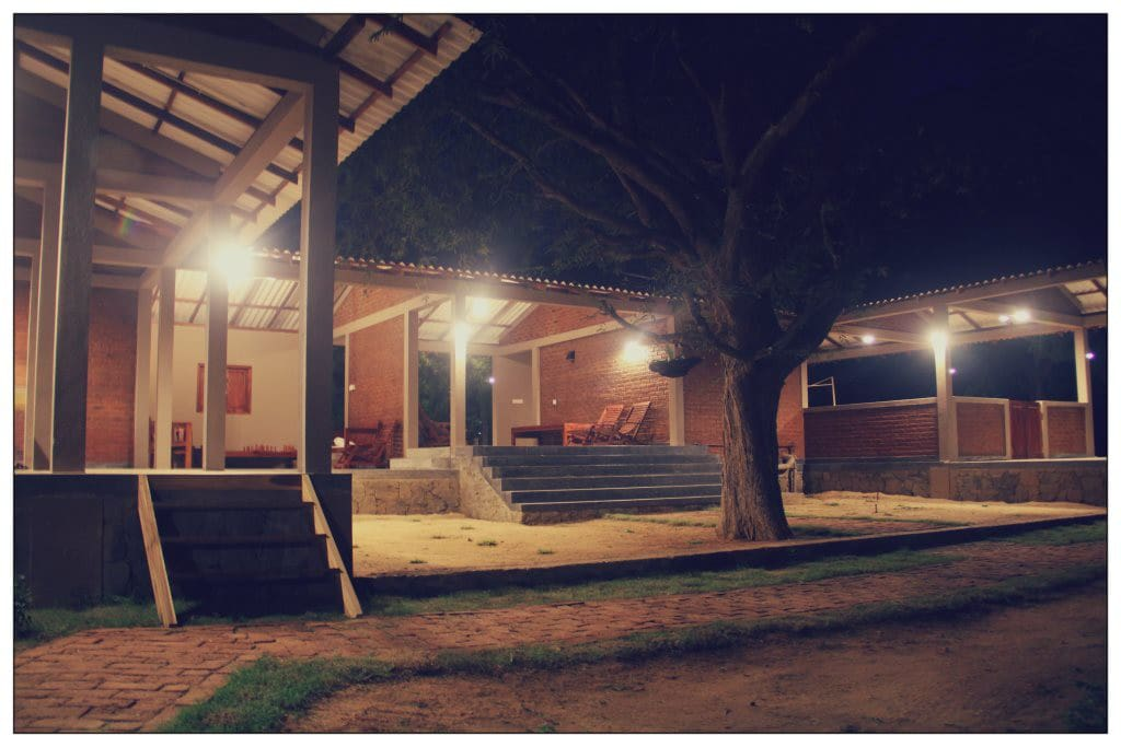 @ Night. A place to relax