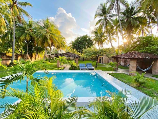 Playa Costa Azul 3 BR, 8 BED Stylish Beach House