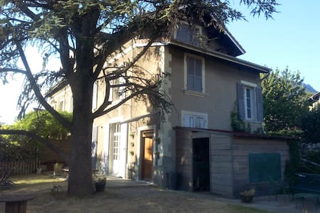 Maison au pied de la Chartreuse, proche Grenoble - Voreppe - House